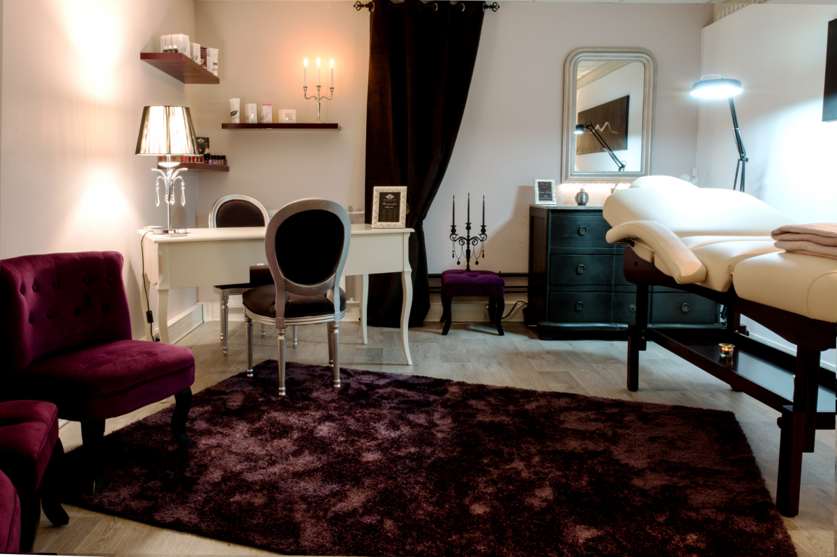 le salon duchesse esth tique salon de beaut caen. Black Bedroom Furniture Sets. Home Design Ideas